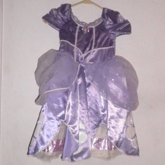 Disney Costumes | Store Princess Sofia The First Dress Gown | Poshmark
